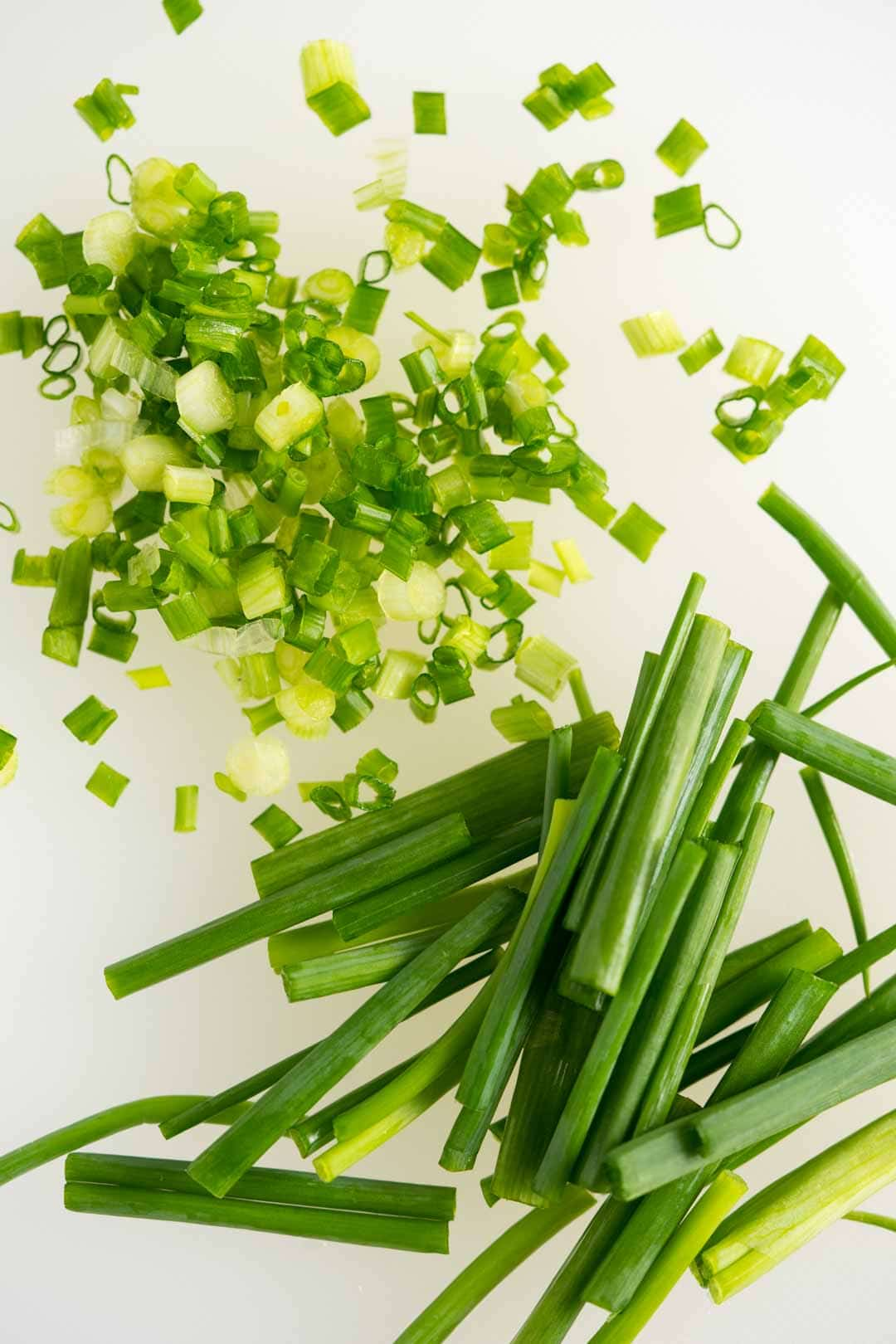 chopped green onion